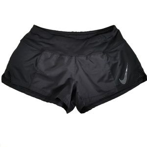 Nike | dri-fit running shorts just do it black